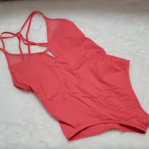 Lululemon strappy swimsuit
